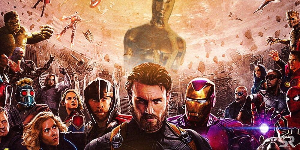 Vingadores: Guerra Infinita