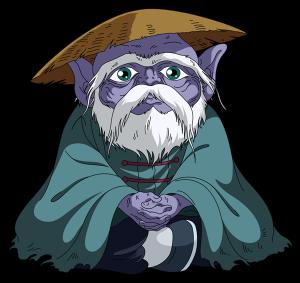 Mestre Ancião (Cavaleiros do Zodíaco)