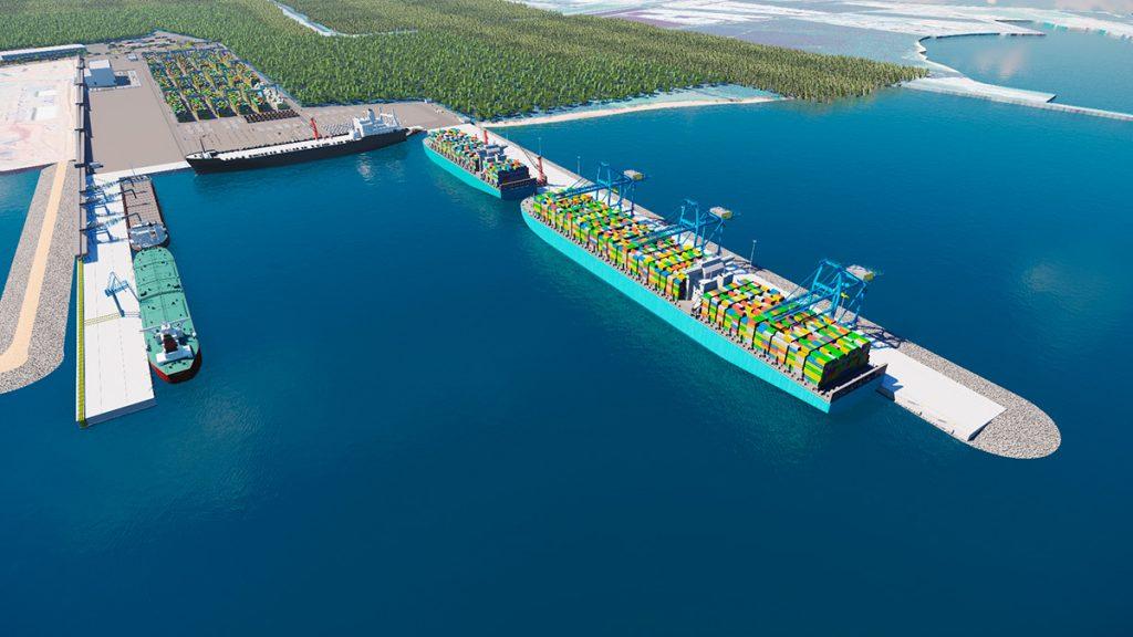 Assim que o terminal portuário da Imetame em Aracruz estiver em em operação, estima-se criar mais de 600 vagas de emprego diretas.